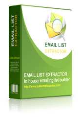 Email Extractor software